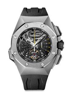 The Audemars Piguet Royal Oak Concept Supersonnerie minute repeater