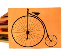 Bicycle Postcards by ZwyteDesign on Etsy, $4.99