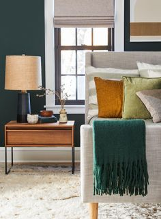 To help refresh your home for the season ahead, we talked to a few designers about the fall decorating trends they're most excited about this year. #fallhomedecor #falldecortrends #2021trends #bhg Interior Color Schemes, Interior Design, Clean Bedroom, Master Bedroom, Home Trends, Autumn Home, Better Homes And Gardens, Decoration, Colorful Interiors