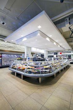 Supermarket Design | Hypermarket Design | Retail Design | Shop Interiors |