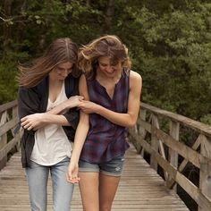 Best friends make everything better.