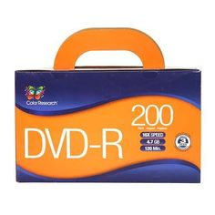 Introducing Color Research DVD Recordable Media. Great product and follow us for more updates!
