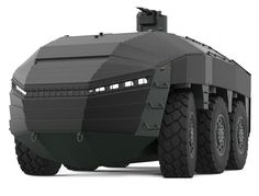 The MILDESIGN International Military Land Vehicles Design Competition, organized by FNSS is started. Army Vehicles, Armored Vehicles, Cool Trucks, Cool Cars, Bug Out Vehicle, Motor Vehicle, Futuristic Cars, Military Equipment, Design Competitions