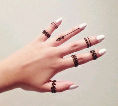 Tattoo designs for fingers