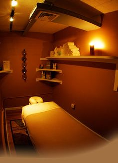 Massage Room...must have in our perfect house!