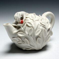 Carla Potter. teapot