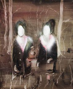 Vuoden nuori taiteilija 2011 Anna Tuori Art Works, Contemporary Paintings, Art Design, Candy Art, Fine Art, Painting, Female Art, Illustration Art, Contemporary Art