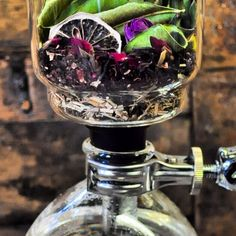 Testing new infusions in the Vac Pot