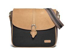 Ellington iPad Messenger Bag -- available for an iPad Mini too. So pretty.