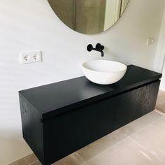 Bathroom Goals, Bathroom Ideas, Bathroom Interior, Sweet Home, Loft, Interior Design, Mirror, Instagram, Coral