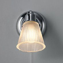 Buy John Lewis Lucca Single Bathroom Spotlight Online at johnlewis.com £25