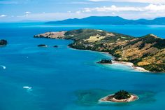 Scenic flight over the Whitsunday islands. #australia #travel #queensland #island #whitsundays  / / / / / Check out more travel photos and blog posts on my travel blog, frugalfrolicker.com