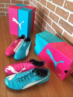 Puma Tricks. Puma's boots for the 2014 World Cup!