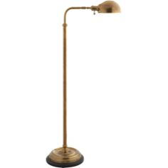 Visual Comfort E.F. Chapman Apothecary Floor Lamp in Antique-Burnished Brass CHA9161AB $419