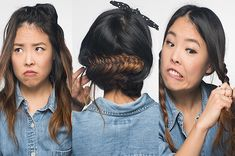 These Pretty Pinterest Braids Will Make It Look Like You Know How To Do Hair