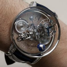 Our top 10 new Baselworld 2016 watches that exemplify upgraded, refined, & perfected models, plus our analysis of 2016 watch trends. Men's Watches, Cool Watches, Fashion Watches, Black Watches, Unique Watches, Amazing Watches, Beautiful Watches, Skeleton Watches, Watch Model