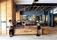 Pizza 4P's Sheraton NT Pizza