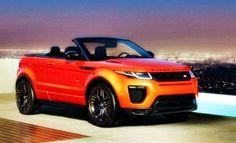 2017 Range Rover Evoque Convertible Redesign