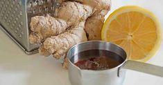 Ceaiul de ghimbir este un remediu utilizat de mii de ani în medicina ayurvedică şi are efecte excelente în combaterea indigestiei, a migrenelor şi a răcelilor de sezon. Unele persoane folosesc ghimbirul pentru a scăpa de infecţiile respiratorii, de bronşită, tuse, crampe menstruale, artrită sau dureri musculare, iar în unele părţi ale lumii, ceaiul de ghimbir sub formă de comprese este utilizat în tratarea arsurilor pielii. Ceai de ghimbir – Mod de preparare Este foarte important să se… Ayurveda, Cake Recipes, Sausage, Pork, Meat, Chicken, Food Cakes, Cholesterol, Kale Stir Fry
