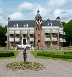 Landhuis de Oliphant, Zuiderpark, Rotterdam, the Netherlands