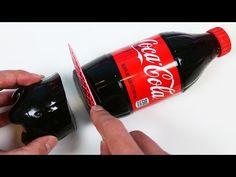 How to Make HUGE Gummy Coca Cola Bottle Shape Jelly Dessert Easy DIY Gummy Soda Jello! - YouTube