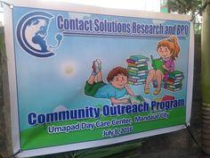 CSI's Outreach Program 2016 at Umapad Day Care Center