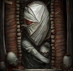 Butcher Shop by Gloom82 on deviantART. Anton Semenov
