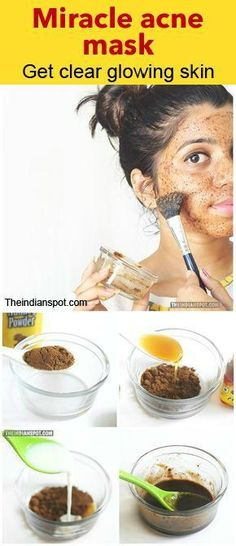 clear acne and get clear gowing skin