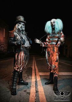 Evil clown prison