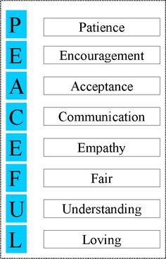 Montessori Education Week - Peace Lesson