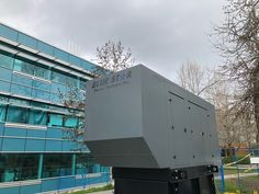 Teaming up with our company means you get high quality products from Blue Star and great local support.  We have been selling and installing Blue Star Power Systems since 2011. We are the best choice for standby power systems such as this one located at the University of British Columbia.  #generatorsales #generatorsuppliers #gensets #commercialgenerators #industrialgenerators #powersystems #BlueStarPower Commercial Generators, Generators For Sale, Industrial Generators, Renewable Energy, British Columbia, University, Star, Building, Blue