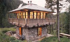 cool cabin--  HousePlans.com 547-1