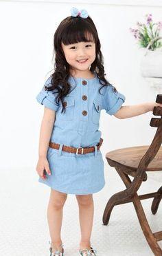 Nuevo de verano de algodón bonita de ropa para niños, conjunto de los niños