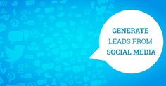 Do you want to use social media lead generation? Here are 10 actionable social media lead generation strategies.  #socialmedia #LeadGeneration
