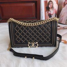 6bdf7fd998ddd4 37 Best Chanel Le Boy images | Beige tote bags, Chanel handbags, Shoes