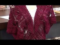 Apresentação da artesã Helen Mareth no programa Mulher.Com do dia 06/08/2014