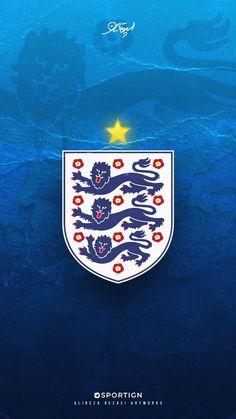England Badge, England Fa, England Flag Wallpaper, Team Wallpaper, 3 Lions, Manchester United Wallpaper, England National Team, 1966 World Cup, England Football