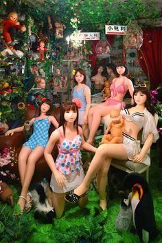 Room of Desire 欲望の部屋 2012, Yoshitaka HYODO