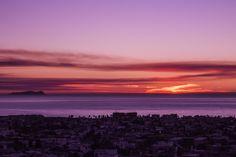 """""""Puesta de sol"""" by Lina Salazar on 500px. Tijuana, Baja California, Mexico."""