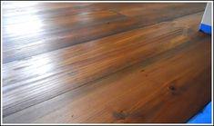 Our Reclaimed Barn Wood Floors