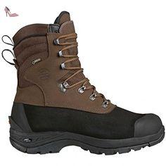 Hanwag Bottes d'hiver Fjäll Extreme GTX Earth - Erde 7 UK - Chaussures hanwag (*Partner-Link)