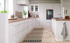 Landkøkken - Charmerende idyl i dit køkken | JKE Design