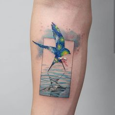 Best Tattoos Of All Time Deborah Genchi is an amazing tattoo artist She owns DebrArt Tattoos in Bari, Italy. Her tattoos are so popular these days 12 Tattoos, Tattoos Skull, Great Tattoos, Forearm Tattoos, Body Art Tattoos, Small Tattoos, Beste Tattoos, Tatuajes Tattoos, Time Tattoos