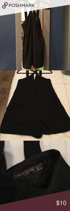Zara Loose Fit Romper. Size S. Cute Brand New Never Worn Zara Shorts