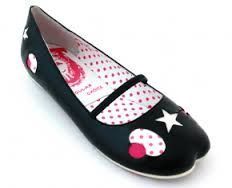 Irregular Choice Magic Mushroom Flats - I feel kind of sassy when I wear these.