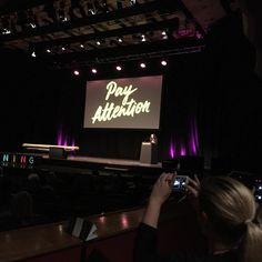 Great talk from @kyramayaphillips #meaningconf (From Instagram) Concert, Instagram, Concerts