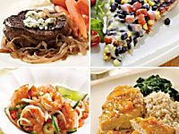 7-Day Diabetes Meal Plan - EatingWell