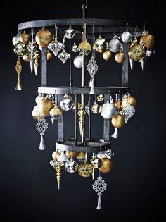 IKEA julen 2013 julgran juldekoration julpynt julpyssel