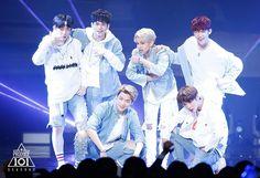 Produce 101 season 2- Get ugly team  [Kim Samuel, Kang Daniel, Park Woo Jin, Park Ji Hoon, Ahn Hyung Seop, Ong Sung Woo]