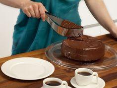 Łyżka do ciasta (stal) - DECO Salon. #cake #spoon #magisso #reddotawarrd #design #award #forhome #kitchenaccessories